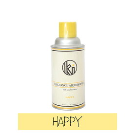 KUUMBA クンバ|ROOM FRAGRANCE SPRAY (HAPPY)(ルームスプレー)