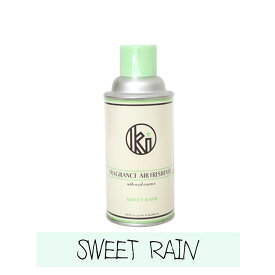 KUUMBA クンバ|ROOM FRAGRANCE SPRAY (SWEET RAIN)(ルームスプレー)