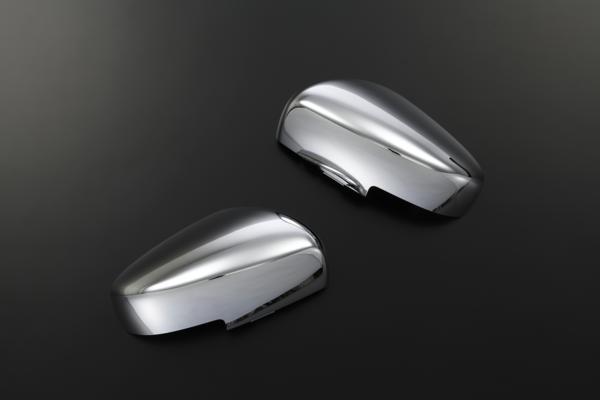 【REIZ(ライツ)】「全2色」HA36S アルト/アルトターボRS/アルトワークス(同型キャロル)ドアミラーカバー 純交換式alto/turbo RS/works/CAROL/GX/クロームメッキ/カーボン調/未塗装/OEM/汎用/カスタムパーツ/サイドミラー/ウインカーミラー/ウィンカーミラー