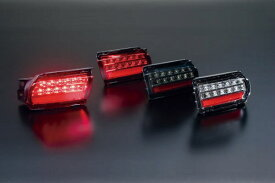【Revier(レヴィーア)】「全3色」150系ランドクルーザープラド LEDリアバンパーライト(LEDリフレクター) 左右セット 2段階点灯&反射板内蔵 //リフレックスリフレクター/150プラド/ランクル/PRADO/TRJ/GRJ/GDJ/151/リアフォグランプ