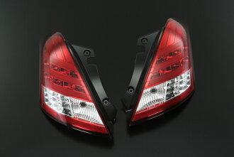 ZC32S 雨燕運動專用光纖 LED 尾光布林克也 LED