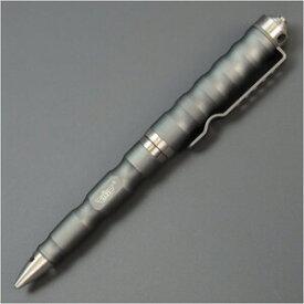 UZI タクティカルペン TACPEN7 アルミ合金 [ シルバー ] 護身用ボールペン アルミペン アルミボールペン 金属製ボールペン 金属ペン 高級ボールペン 高級ペン