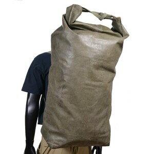 フランス軍放出品 ダッフルバッグ 防水 ダッフルバック ミリタリー バックパック かばん カジュアルバッグ カバン 鞄 帆布 軍払い下げ フランス軍払下げ