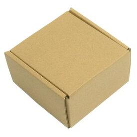 組み立て式ダンボール N式サイド差込式 L10cm×W10cm×H5.5cm [ 1枚 ] N式段ボール ギフトボックス 贈答用 梱包資材 梱包用品 発送資材 荷造り資材 荷造り用品