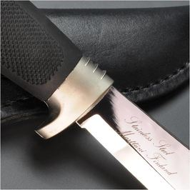ラパラスキナー714レザーシース付Rapala皮剥ぎナイフハンティングナイフハンターナイフ狩猟サバイバルナイフシースナイフ