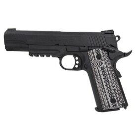 タニオ・コバ×BATON CO2ガスブローバック BM-45 コルト M45A1モデル 2ndロット [ ブラック ] バトンエアソフト BATONAirsoft サバゲー トイガン オートピストル 自動拳銃 ガス銃 自動式拳銃 オートマチックピストル 遊戯銃 ガスガン