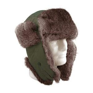 Rothco 防寒帽子 フライヤーズハット [ オリーブドラブ / Lサイズ ] ROTHCO 黒 RO9870 屋外での防寒対策に 防寒グッズ FLYERS HAT