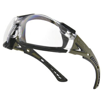 df4fb3b478ac Bolle safety glass Rush Plus clear lens gasket men eyewear protection  glasses protection glasses cloudy weather stopping volley rush plus safety  volley ...
