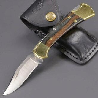 巴克折叠刀 112 BRS 巡游者 | 背刀背折叠文件夹折叠控股