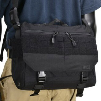 5 11 Tactical Mike Rush Delivery Messenger Bag Black 511tactical Shoulder Casual Military Canvas Also