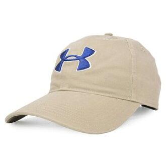 b34267dc98d Outdoor imported goods Repmart  Under Armour Cap Chino UA logo  Tan  Baseball  Cap Baseball hat mens Cap Hat military Cap