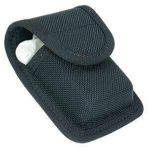 BLACKHAWK グローブポーチ 44A300BK 10×8cm |Bianchi 革手袋 レザーグローブ 皮製 皮手袋 タクティカルグローブ ミリタリーグローブ