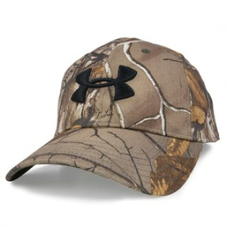 e6bed6abbdae9 Under Armour camouflage pattern cap 1300472-free fitting  real tree   S M  size  Under Armour heat gear duck Camo baseball cap baseball cap men work cap  hat ...