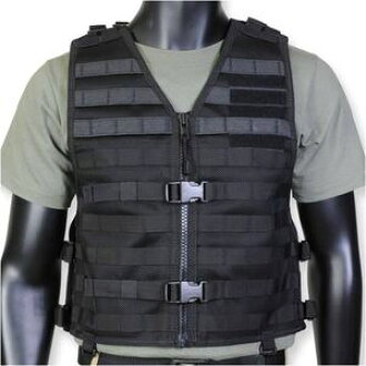 5.11 LBE 战术背心录像机 58631 [黑色] | 5.11 511 战术攻击背心军事玩具军事设备 sabage 设备
