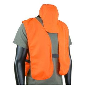 ALLEN 狩猟ベスト&帽子セット 狩猟オレンジ Allen ハンターベスト セーフティ コンボ 安全 蛍光