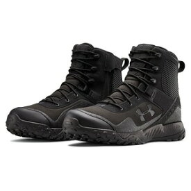 アンダーアーマー Valsetz RTS 1.5 タクティカルブーツ サイドジップ仕様 [ 27cm ] UA UnderArmour ジップアップ仕様 BOOTS フットウェア 軽量 サバイバルゲーム サバゲー サバゲーウェア 靴 コンバットブーツ 軍靴 半長靴 戦闘靴 ミリタリーブーツ サバゲーブーツ
