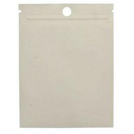 陳列用クリアパック チャック付きラミネート袋 100枚入 ジップパック [ 120×90mm ] 切り込み入り ジッパーパック 半透明 収納袋 ポリ袋