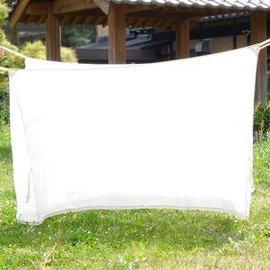 軍放出品 かや フランス軍 コットン製 ホワイト 軍払下げ品 軍払い下げ品 サバゲー装備 寝袋