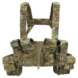 LBX Tactical チェストリグ 0062 ロック&リード M4 M16対応 [ マルチカム ] lbx タクティカル Lock and Load Chest Rig ユーティリティポーチ フラググレネードポーチ コーデュラ生地 MOLLE ミリタリー サバゲー