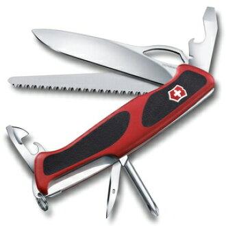 빅토리 녹 스 스위스 군용 칼 레인저 그립 78 | Victorinox 도구 칼 멀티 툴 十徳 칼 캠핑 칼 다용도 칼