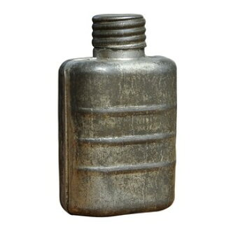 Oil tank mini steel olive drab oil cans necessities gadgets stationery  water supplies water supply tank military outdoor hobby sale sale OD color