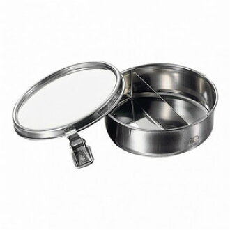 Workshop Aizawa stainless steel lunch box round lunch box kitchen supplies tableware Bento toy Bento box military outdoor hobby gadgets sale sale sale store