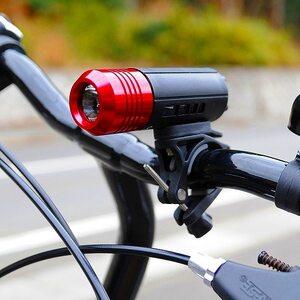 プリンストンテック 自転車用LEDライト PUSH [ ブルー ] プッシュ ライトホルダー|Princeton Tec ハンディライト アウトドア 懐中電気 明るいLEDライト 強力 防災