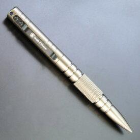 S&W タクティカルペン M&P アルミ [ シルバー ] ブラック | スミス&ウェッソン ディフェンスペン 高級ボールペン ギフト お祝い プレゼント 筆記具 護身用ボールペン アルミペン アルミボールペン 金属製ボールペン 金属ペン 高級ペン