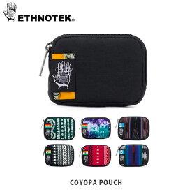 送料無料 ETHNOTEK エスノテック コヨパ ポーチ ミニポーチ コインケース 小銭入れ ETH19730038