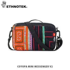 送料無料 ETHNOTEK エスノテック コヨパミニメッセンジャー V2 ベトナム6 ショルダーバッグ ETH19730051009000
