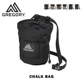 グレゴリー GREGORY チョークバッグ 1L クライミング ボルダリング 粉入れ バッグ メンズ レディース ポーチ CHALK BAG CHLKB