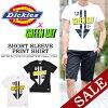 Dickies(Dickies)×GREENDAY協作印刷短袖T恤132M30GD02