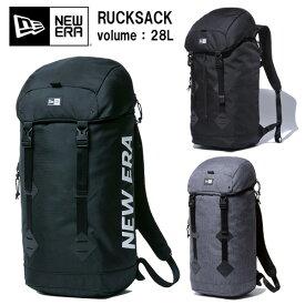 NEW ERA ニューエラ RUCKSACK ラックサック 28L バックパック メンズ レディース ユニセックス バッグ 鞄 リュックサック ストリート 送料無料 11404180 11556631 11783281