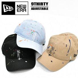 NEW ERA ニューエラ 9THIRTY キャップ スプラッシュ エンブロイダリー 刺繍 MLB ニューヨークヤンキース 帽子 メンズ レディース ユニセックス 930 ローキャップ 12326347 12326346 12326345