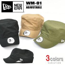 NEW ERA ニューエラ WM01 ワークキャップ アジャスタブル タイプライター キャップ 帽子 メンズ レディース ユニセックス 12325594 12325593 12325595