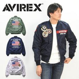 36%OFF セール SALE AVIREX アビレックス L-2 ジャケット USSOCOM ワッペン仕様 メンズ ライトアウター フライトジャケット アヴィレックス 送料無料 6192132
