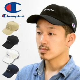 Champion チャンピオン ロゴ刺繍 ローキャップ メンズ レディース ユニセックス キャップ 帽子 ぼうし 181-019A