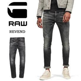 G-STAR RAW ジースターロウ Revend Skinny Jeans ジーンズ デニム スリム スキニー パンツ ストレッチ メンズ 送料無料 51010-A634-A803 ブラックユーズド