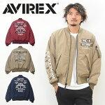 AVIREXアビレックスMA-1ジャケットミリタリーフリーフォールTYPEMA-1MFFMilitaryfreefallメンズフライトジャケットアヴィレックスアウター送料無料6192165
