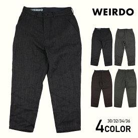 ウィアード リフトアップ スラックス メンズ WEIRDO × LIFT UP W & L UP - SLACKS GLADHAND/グラッドハンド/GANGSTERVILLE/ギャングスタービル/OLD CROW/オールドクロウ