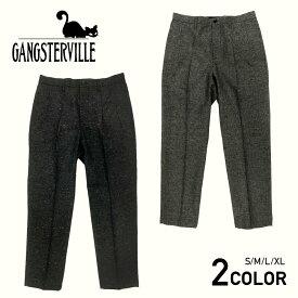 ギャングスタービル パンツ/スラックス メンズ GANGSTERVILLE TIME KILLERS - PANTS GLADHAND/グラッドハンド/WEIRDO/ウィアード/OLD CROW/オールドクロウ