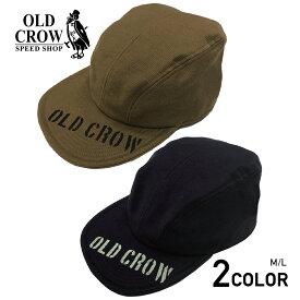オールドクロウ ワーク キャップ OLD CROW RUNABOUT - CAP GLADHAND グラッドハンド GANGSTERVILLE ギャングスタービル WEIRDO ウィアード