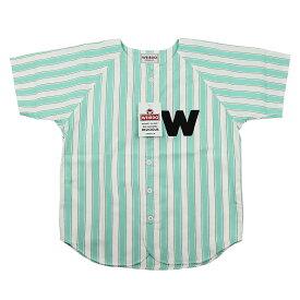 【残りM・Lサイズのみ】ウィアード 半袖ベースボールシャツ メンズ WEIRDO WINDY'S - S/S BASEBALL SHIRTS GLADHAND/グラッドハンド/GANGSTERVILLE/ギャングスタービル/OLD CROW/オールドクロウ