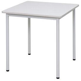 アールエフヤマカワ ラディーRFシンプルテーブル W700xD700 ホワイト RFSPT-7070WH