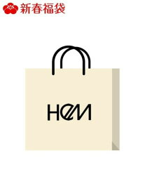 [Rakuten Fashion][2020新春福袋] HeM HeM ヘム ショップ その他 福袋【先行予約】*【送料無料】