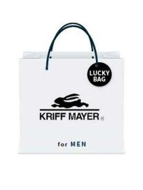 [2022新春福袋]KRIFF MAYER[MEN] KRIFF MAYER クリフメイヤー その他 福袋【先行予約】*【送料無料】[Rakuten Fashion]