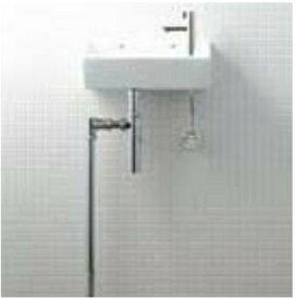 トイレ LIXIL INAX トイレ手洗器 狭小手洗シリーズ YL-A35HP ボトルトラップ 手洗タイプ(角形)アクアセラミック 壁給水・床排水