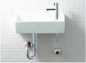 トイレ LIXIL INAX トイレ手洗器 狭小手洗シリーズ YL-A35HC Pトラップ 手洗タイプ(角形)アクアセラミック 壁給水・壁排水