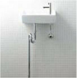 トイレ LIXIL INAX トイレ手洗器 狭小手洗シリーズ YL-A35HD Pトラップ 手洗タイプ(角形)アクアセラミック 床給水・壁排水