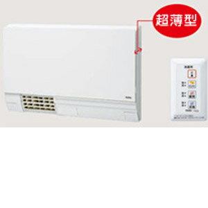 TOTO 洗面所暖房機 TYR330R 電源直結式 ワイヤードリモコン 集合・戸建住宅向け TYR330の後継品